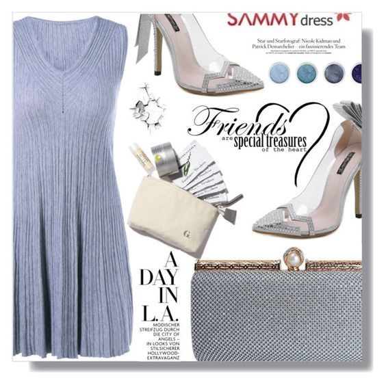 """""""a day in L.A."""" by fashion-pol ❤ liked on Polyvore featuring Terre Mère"""