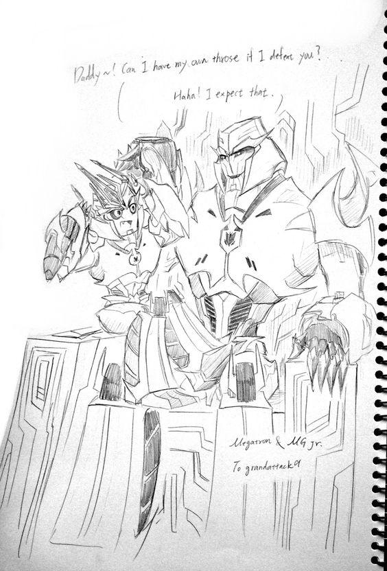 Predaking transformers coloring pages ~ Art, Nu'est jr and deviantART on Pinterest