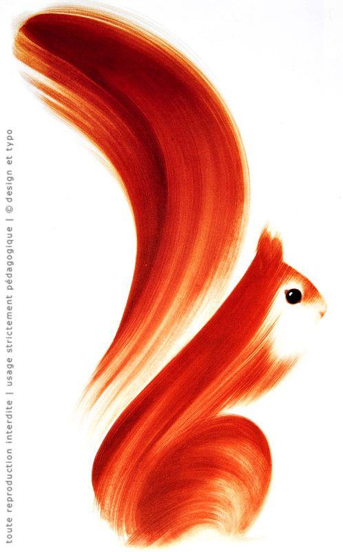 Illustration by Roger Excoffon | Hommage au Graphiste et à l'homme | Les Galeries Design & Typo