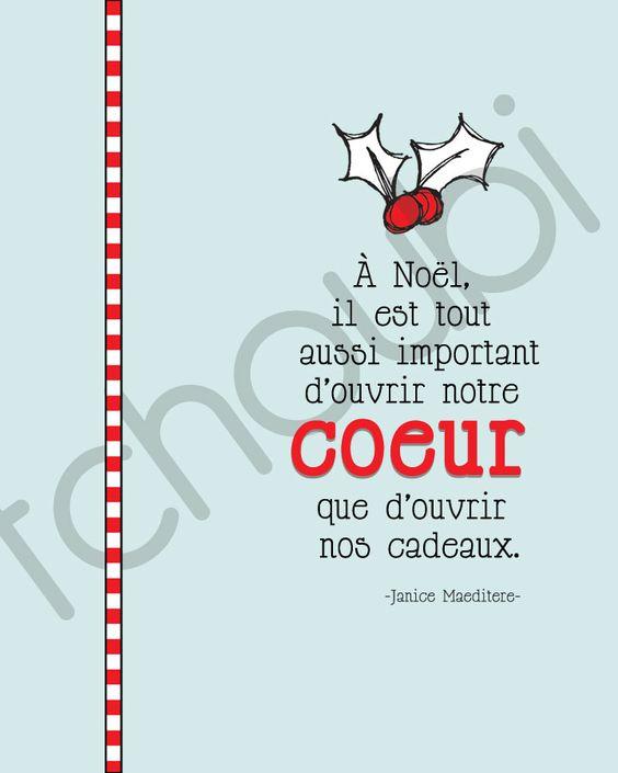A partager... Tchoubi ::: Petites histoires créatives: Citations de Noël / Affiches: