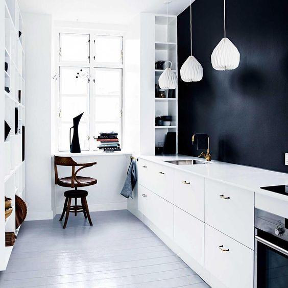 """⚫️ Photographer Tia Borgsmidt Stylist Mette Helena Rasmussen pic source insideout.com.au #kök #kitchen #interior #interiordesign #interiors #inredning…"""