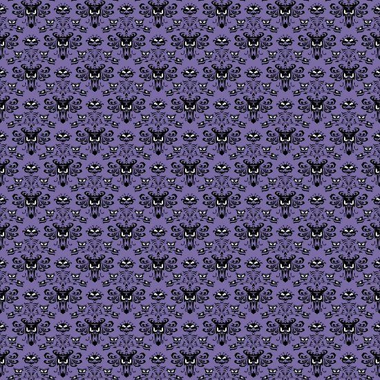 Haunted Mansion Wallpaper Print Poster By Tori Flores Haunted Mansion Wallpaper Haunted Mansion Halloween Wallpaper Backgrounds