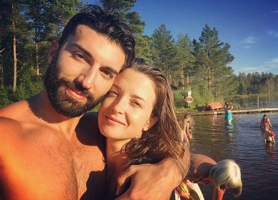 Justin Baldoni and Emily   Justin and Emily Baldoni ...