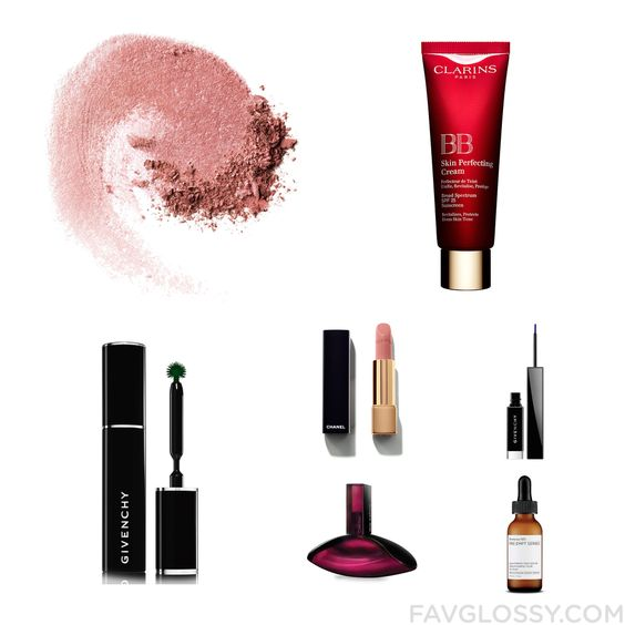 Cosmetics Wishlist With Nars Cosmetics Blush Tinted Moisturizer Givenchy Mascara And Chanel Lipstick From September 2016 #beauty #makeup