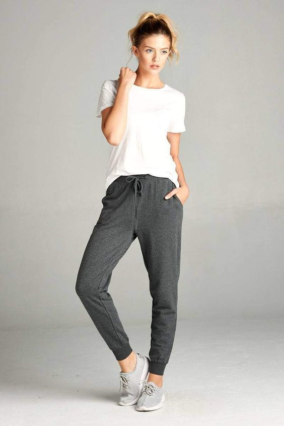 French Terry Jogger Pants – JourneyBabez