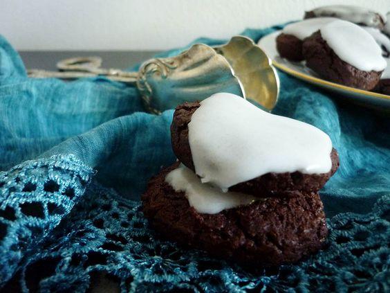 Schoko-Minz-Kekse *echt einfaches Rezept*