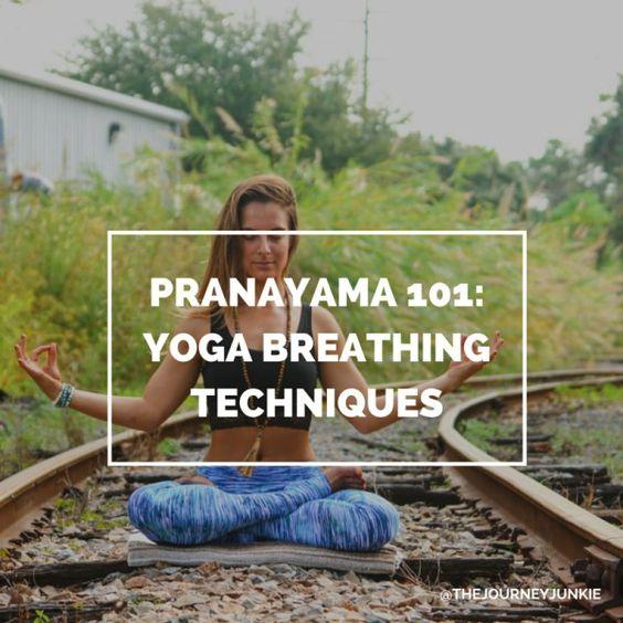 Pranayama Exercises: How to Breathe in Yoga - The Journey Junkie