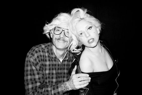 Lady Gaga & Terry Richardson