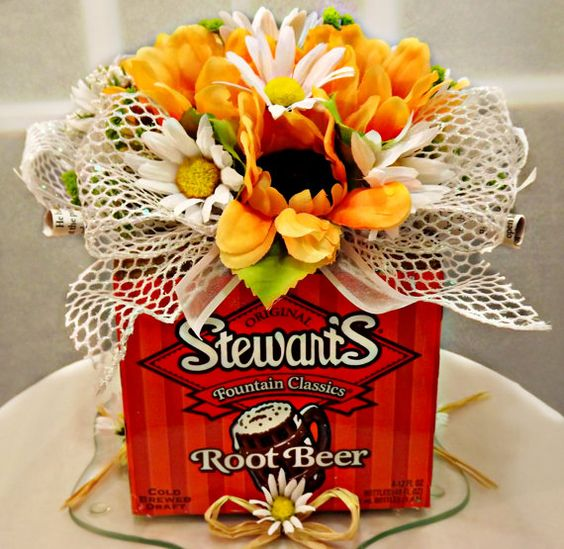 Flower Arrangements Basics: Floral Arrangements, Plays And Sodas On Pinterest