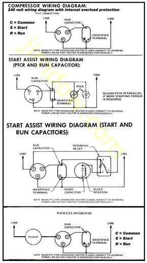 Unique Wiring Diagram Ac Split Mitsubishi Refrigeration And Air Conditioning Hvac Air Conditioning Air Conditioner Compressor