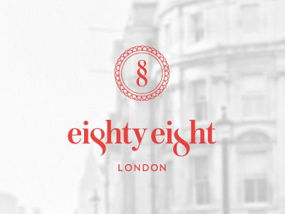Eighty eight logo