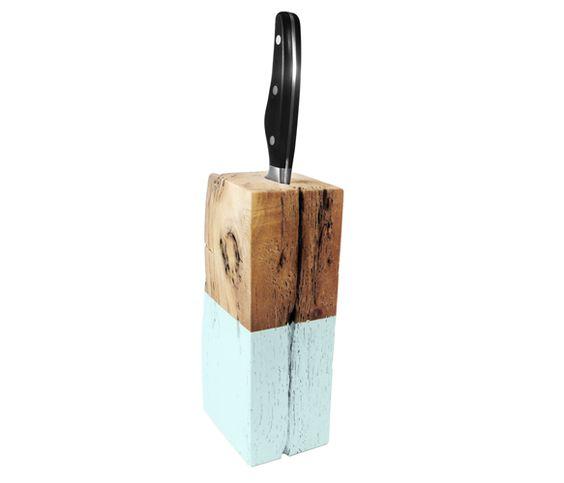 Driftwood Knife Holder
