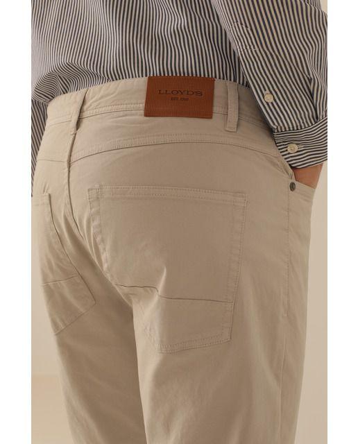 Lloyd S Pantalón De Hombre Regular En Gris Pantalones De Hombre Vaqueros De Hombre Pantalones