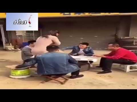 مقلب مضحك في بنت حرام عليهم والله Wrestling Sumo Wrestling Enjoyment
