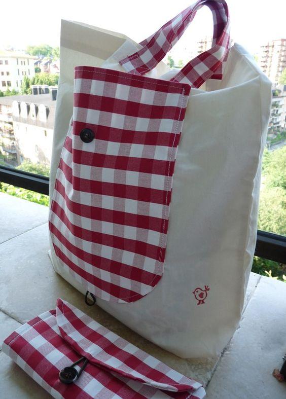 Ecobags plegables | Serán el regalo para las profes de mis h… | Flickr