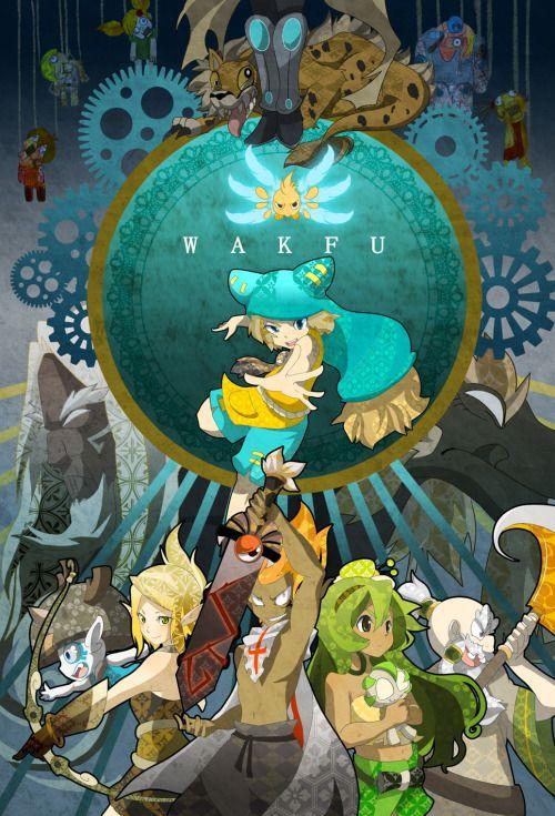 wakfu yugo - Google Search