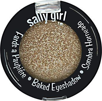 Sally Girl Mini Glitter Cream Eyeshadow Treasure