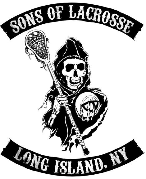 Sons of anarchy, lacrosse, and new york. all three of my favorite thingsssss
