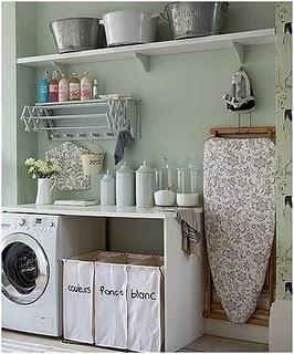 Deco Vanguardia » Tips para el lavadero