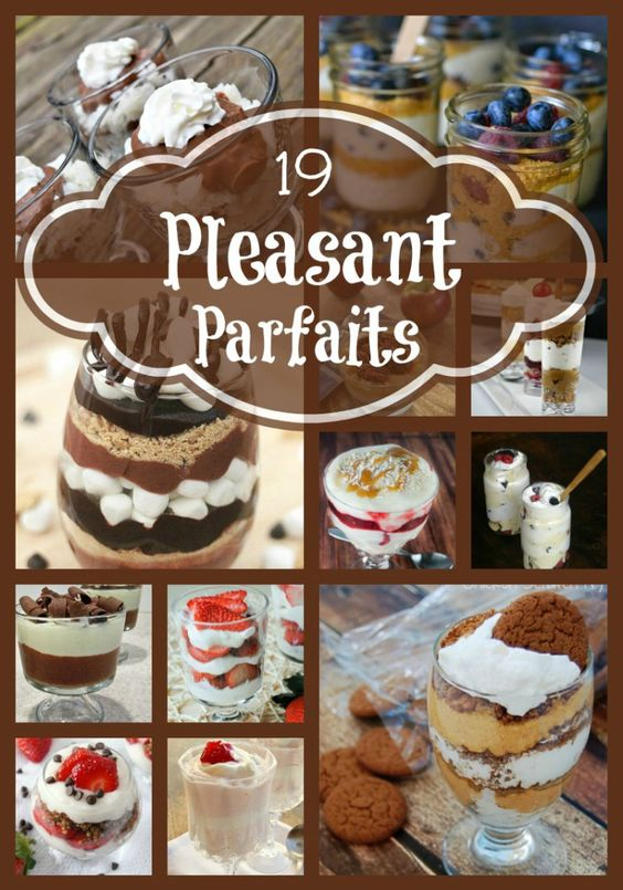 19 Pleasant Parfait Recipes for National Parfait Day : Ottawa Mommy Club – Moms and Kids Online Magazine