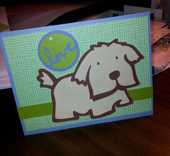 paper pups cricut cartridge The paper pups cricut cartridge is aimed squarely at all of those dog and puppy lovers out there and is probably the best choice for a pure dog cartridge that is available the cart is choked full of a whole variety of playful puppy and dog images.