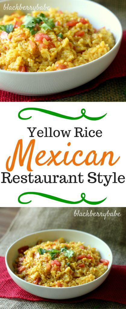 ... mexican restaurants mexicans restaurant yellow rice rice yellow style