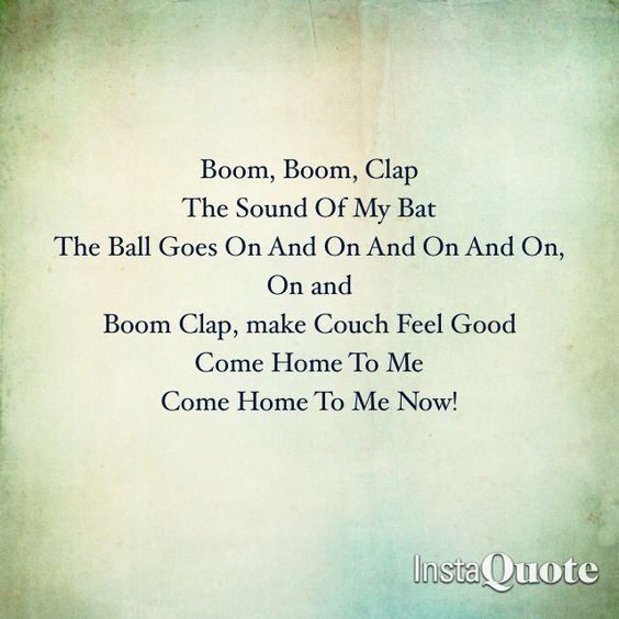 Softball Cheers Used When A Batter Is Up To Bat