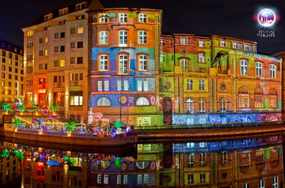 Berlin, The Wall Festival of Lights