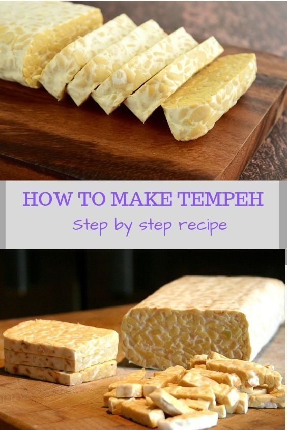 How To Make Tempeh At Home My Fermented Foods Recipe Food How To Make Tempeh Fermented Foods