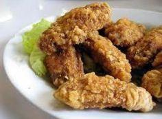 Laura's Favorite Deep Fried chicken Wings Recipe