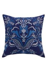 KAS Designs 'Florentine' Embroidered Accent Pillow