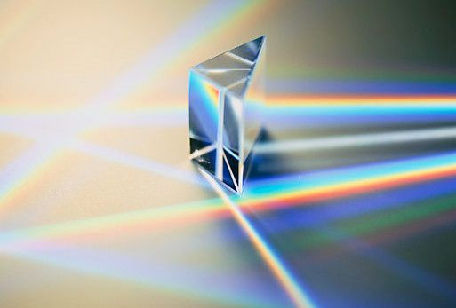 Light refraction prisms and rainbows and color | Secrets ...