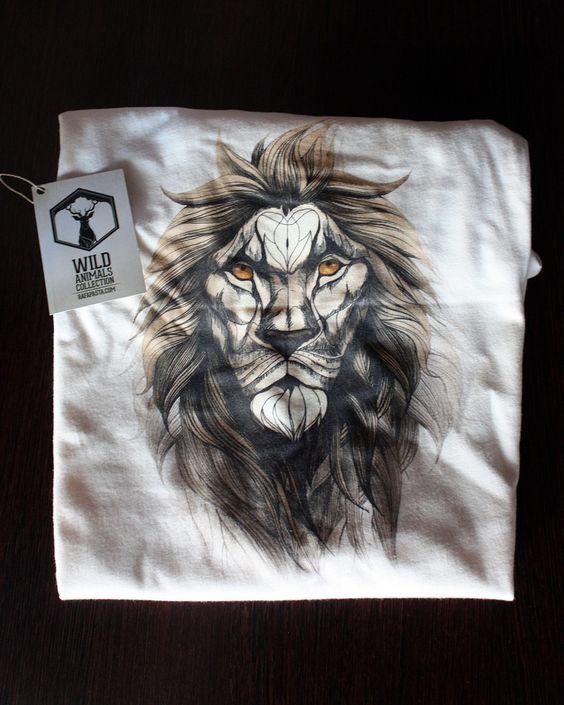 Image of Camiseta 'The Lion' (modelo chica)