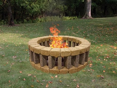fire pit menards pits and on 10867