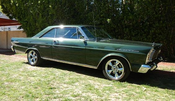 For 27 900 This 1965 Ford Galaxie 500 Might Be The Restomod For