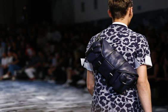 Neil Barrett Menswear Spring Summer 2016 Milan - NOWFASHION