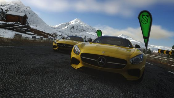 DriveClub trailer toont nieuwe Mercedes-AMG GT [Video]