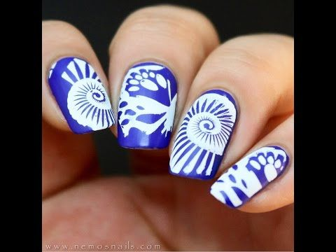 Nail Mail Goodies Moyou Stamping Plates - Free MP3 Download
