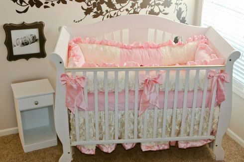 Hey, I found this really awesome Etsy listing at https://www.etsy.com/listing/183116334/custom-baby-bedding-3-or-4-piece-crib