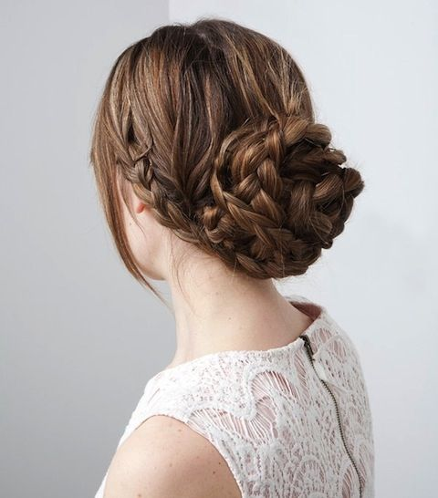 Summer Hair: Keep Your Cool with These Updos ...
