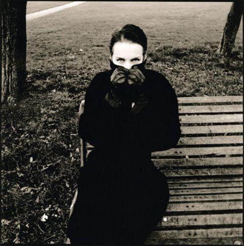 Annie Lennox by Anton Corbijn. 1992