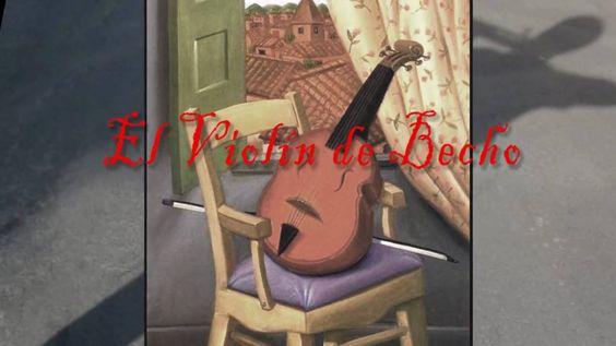 """Soledad Bravo - """"El Violín de Becho"""""""