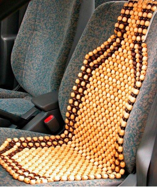 Juegos, juguetes y artículos antiguos- Fundas de bolas para asiento de coche 1970-80