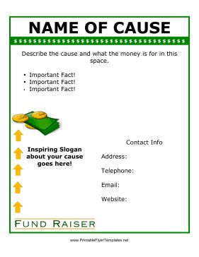 fondos para flyers