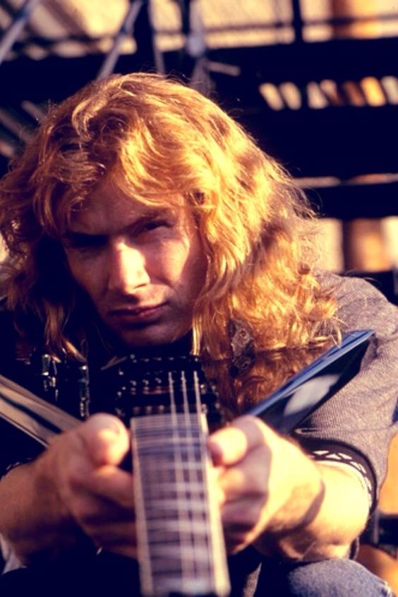 Dave Mustaine-Megadeth........................                              …