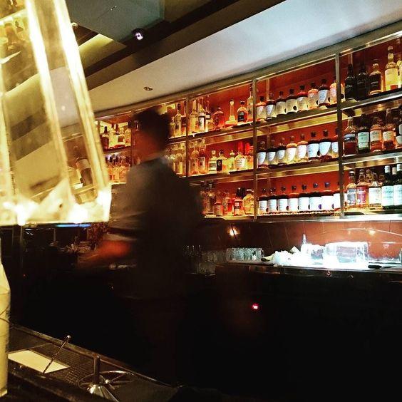 Opening the bar for @Nextbank #singlemaltsociety #sibos