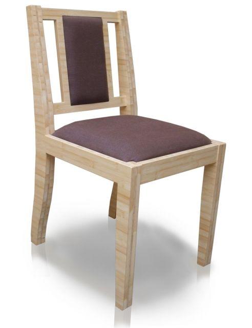 mobilier en bambou | MOBILIER EN BAMBOU | Salles à manger : chaise - Djerba capiton -