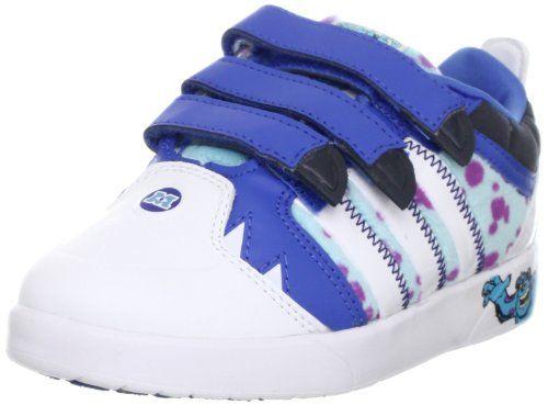 adidas Performance Disney Monsters C – Zapatos de primeros pasos de material sintético bebé – unisex, color azul, talla 30 Ver más http://bebe.deskuentos.es/comprar/para-ninos/adidas-performance-disney-monsters-c-zapatos-de-primeros-pasos-de-material-sintetico-bebe-unisex-color-azul-talla-30/