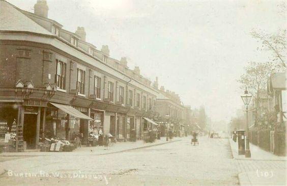 Burton Road, Didsbury, Manchester: