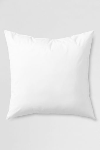 Throw Pillow Inserts 20 X 20 : 20 x 20 Decorative Pillow Insert from Lands End textiles Pinterest Pillow Inserts ...